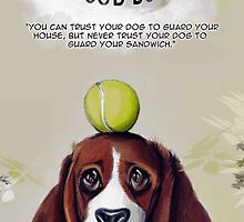 Beagle Quote by Zdralea Ioana
