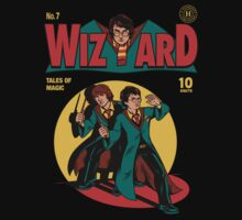 Wizard Comic Kids Clothes