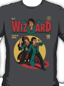 Wizard Comic T-Shirt