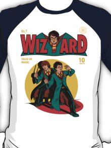 Wizard Comic T-Shirt