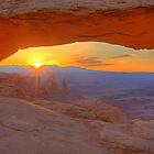 Mesa Arch Sunrise by outcast1