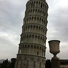 Leaning Tower of Pisa by Iris  R