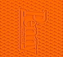 Penny Skateboards - Orange by Chrisbooyahh