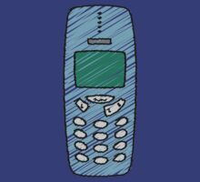 Nokia 3310 by MichaelOwen91