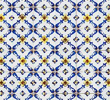 Seamless tile pattern by homydesign