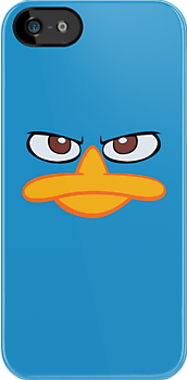He's Perry, Perry the Platypus by LauraWoollin