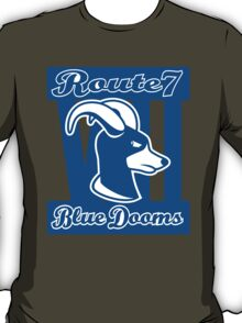 Route 7 Blue Dooms T-Shirt