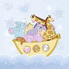 Noah's Ark by amalou