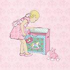 Carousel Rose by Amanda Francey