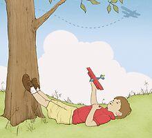 Aviator Daydream by Amanda Francey