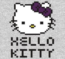 8 Bit Kitty (V3) by Alsvisions