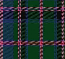 00018 Cooper/Couper Clan/Family Tartan Fabric Print Iphone Case by Detnecs2013