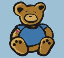 Tattoo Teddy Kids Clothes