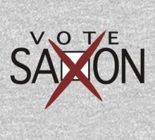 Vote Saxon by padfootislove
