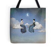 Wind, Clouds and Tea Tote Bag