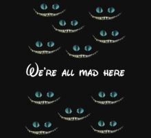 We're all mad here by squidgy