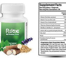 Reloxe - Natural Hair Regrowth Supplement by rachelsjulia