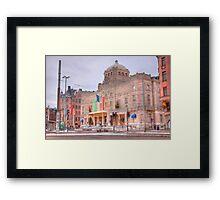 Kungliga Dramatiska Teater Framed Print
