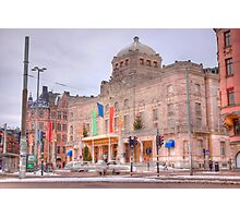 Kungliga Dramatiska Teater Photographic Print