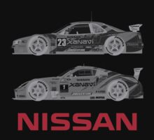Nissan Super GT  by beukenoot666