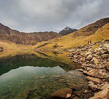 Base of Snowdon by Nicholas Jermy