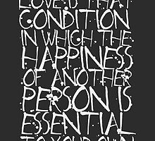 Love Is That Condition by Karli Florence
