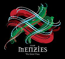 Menzies Tartan Twist by eyemac24