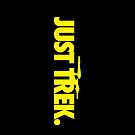 Just TREK (iPhone Edition) (Yellow) by justinglen75