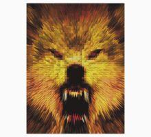 ANGRY WOLF by yavuzunlu