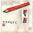 EBiM #15 Draw a Pencil by Evelyn Bach