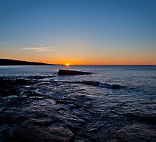 Superior Sunrise 1 by Jeff Stubblefield