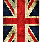 【1400+ views】The Union Jack iPhone Case by Shaojie Wang