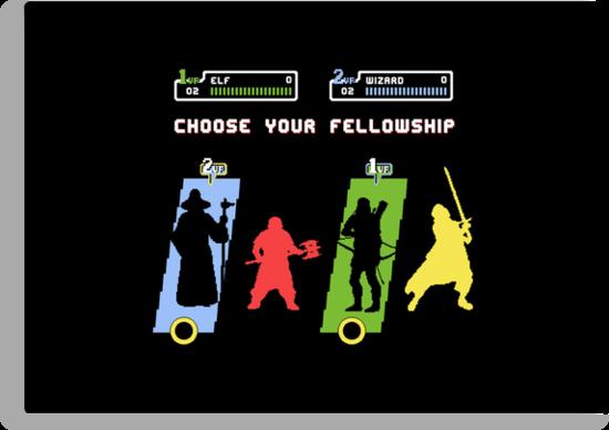 Choose Your Fellowship by thehookshot