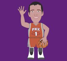 NBAToon of Goran Dragic, player of Phoenix Suns by D4RK0