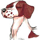 Brush Breeds-Brittany Spaniel by Alexa H.J.