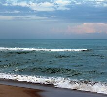 Kure Beach, North Carolina by Cynthia48