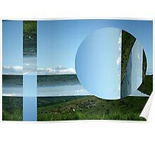 Landscape Mix Up Poster