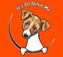 Jack Russell Terrier :: Its All About Me by offleashart