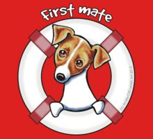 Jack Russell :: First Mate by offleashart