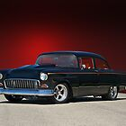 1955 Chevrolet Coupe VII by DaveKoontz