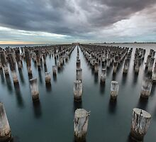 Princes Pier by David Haworth