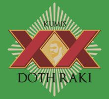 Doth Raki by EggDough