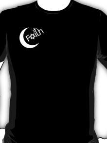 Faith - White Graphic T-Shirt