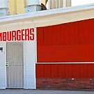 Burger Joint by Chet  King