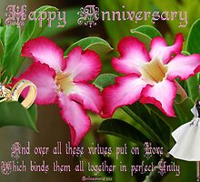 *•.¸♥♥¸.•*ANNIVERSARY PICTURE/CARD (BIBLICAL TEXT) *•.¸♥♥¸.•* by ╰⊰✿ℒᵒᶹᵉ Bonita✿⊱╮ Lalonde✿⊱╮