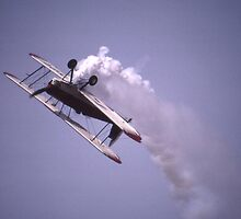 Stampe SV4 @ Lions Air Show, Orange, Australia by muz2142