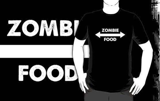 Zombie Food by BrightDesign