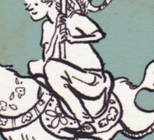 Wild Ride Sticker