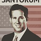 Rick Santorum by morningdance