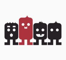 4 Little Robots by Pc240471